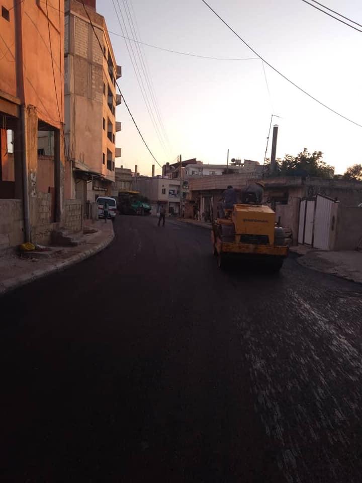 دائرة الاحصاء والمتابعة تتابع أعمالها في منطقة الدعتور
