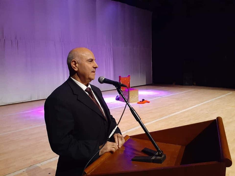 افتتاح مهرجان ربيع الطفل المسرحي
