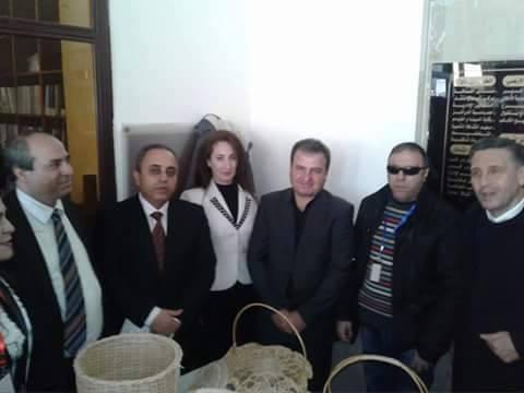 مع ملتقى المجتمع الأهلي الأول في اللاذقية