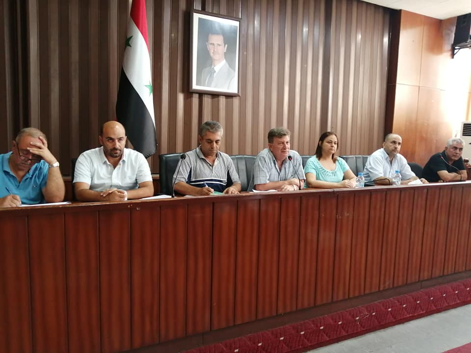 مجلس مدينة اللاذقية يعقد جلسته الثانية ضمن دورته الرابعة لعام ٢٠١٩