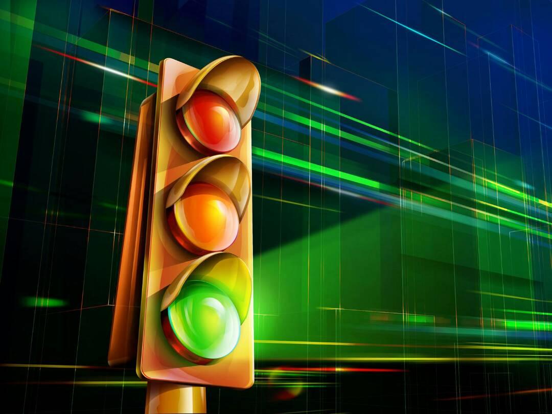 اعادة تأهيل و تشغيل الإشارات الضوئية المرورية ضمن شوارع مدينة اللاذقية